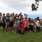 28 Hotel staff and children completed the day's projects strengthening the Arboretum as a Plant Recovery Reserve and Seed resource for the reforestation of South Maui Native Forest.
